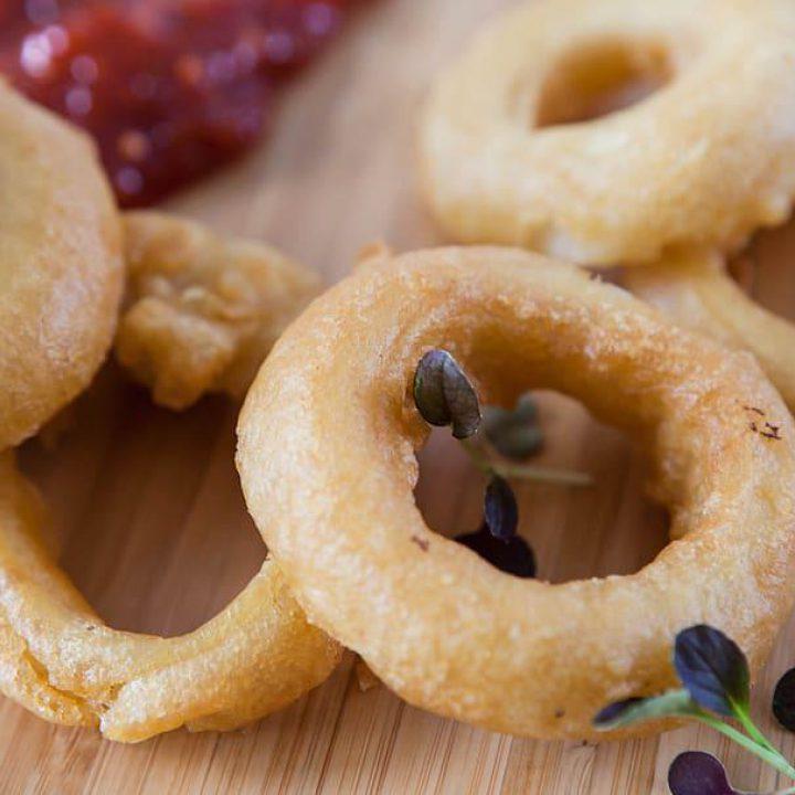 Onion ring 1