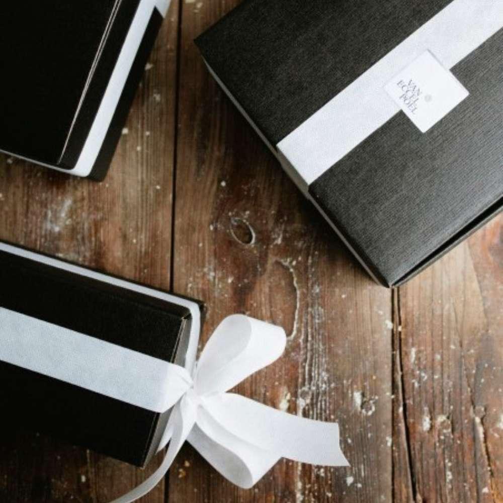 Geschenken verpakt door Gielsbos