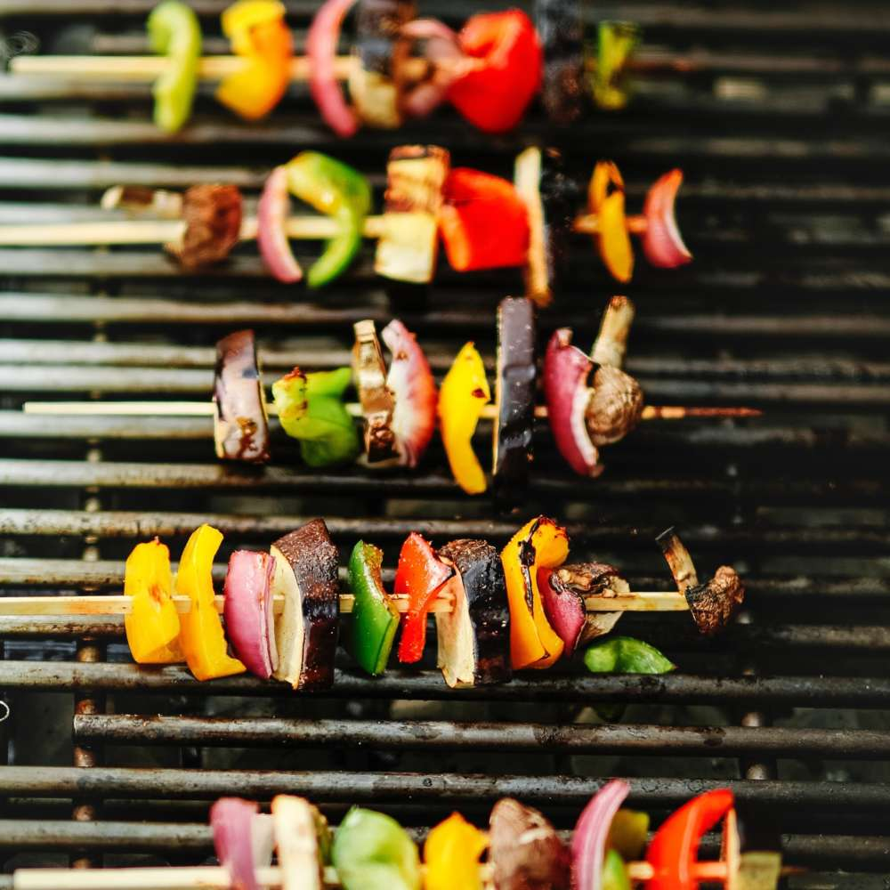 Barbecue Vegetables 2
