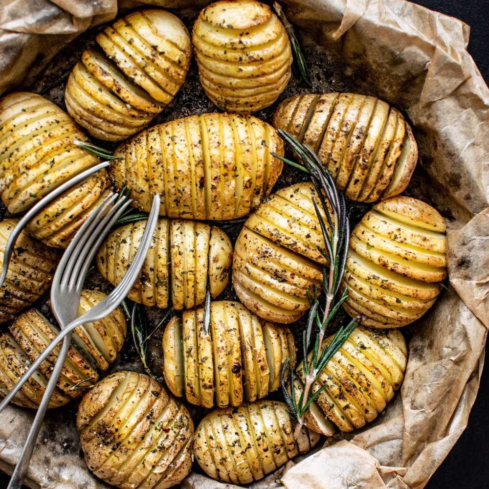 Potato wedges 1