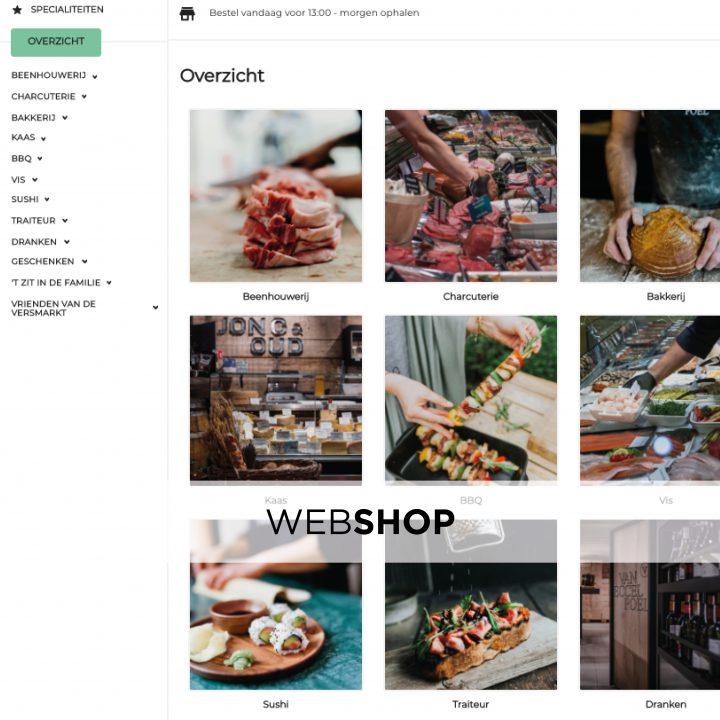 VISUAL WEBSHOP