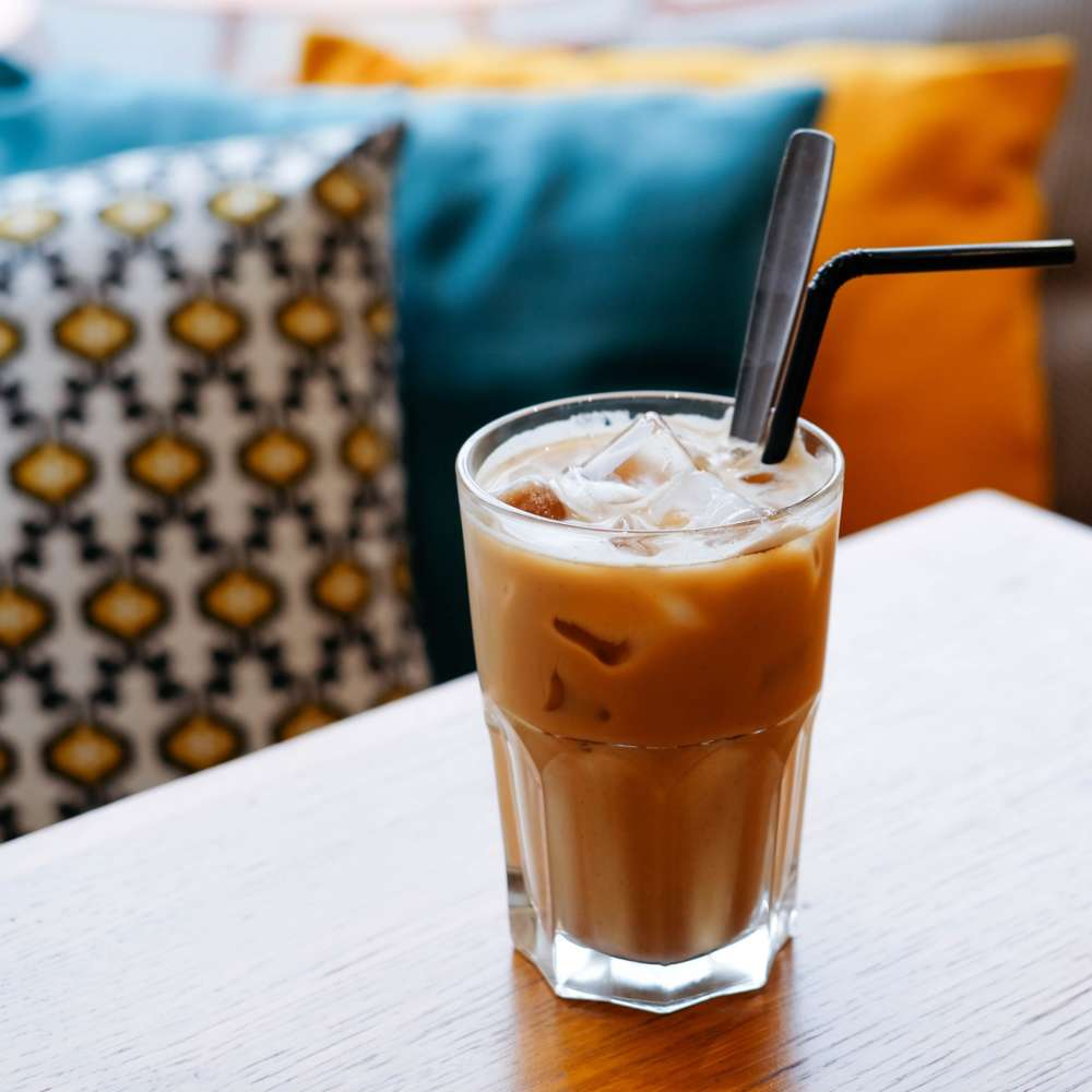 Iced Latte 4