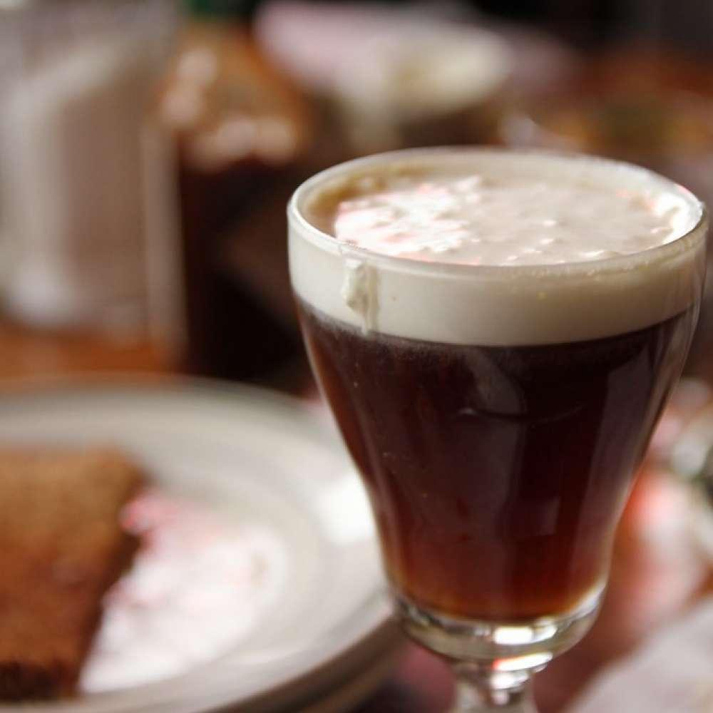 Irish coffee 2
