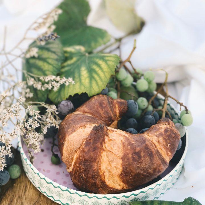 Croissant Choco 1