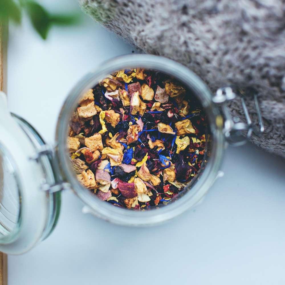 Tea jar 16532