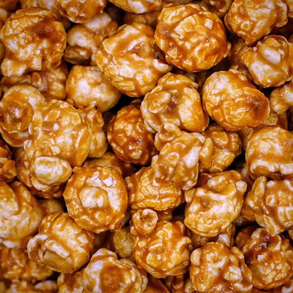Popcorn Pindakaas